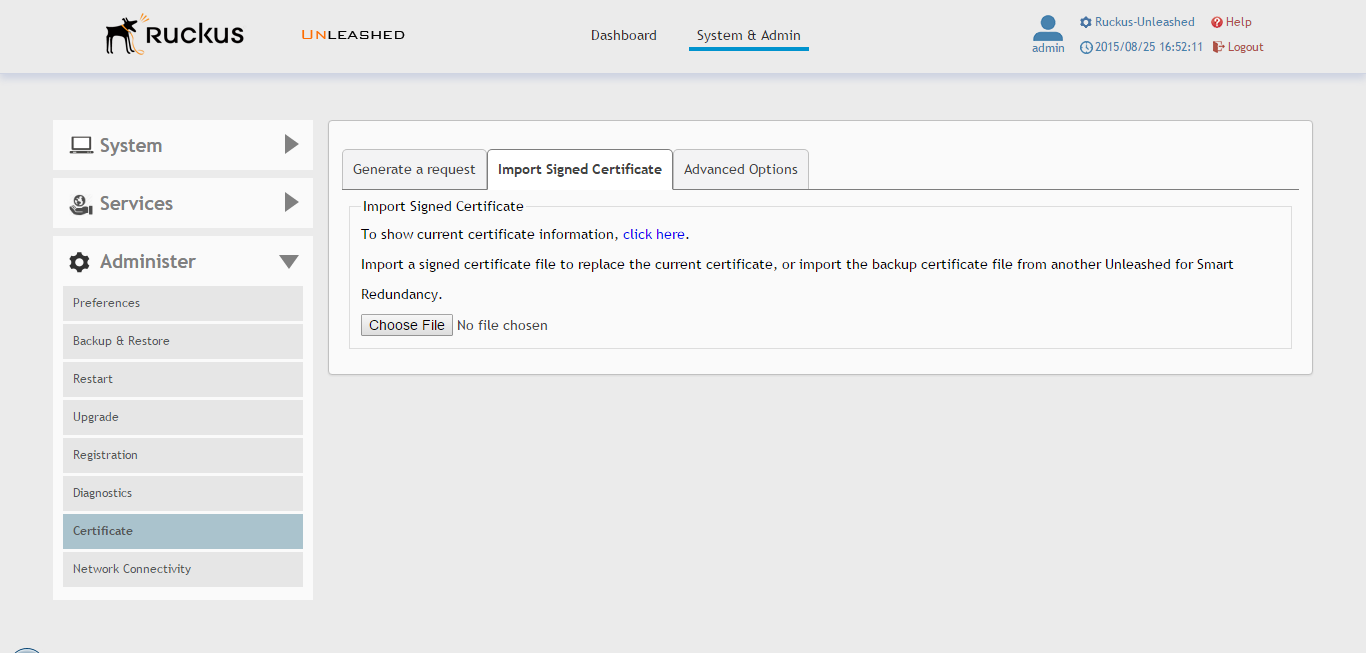 Importing an ssl certificate import signed certificate xflitez Image collections